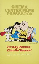 A Boy Named Charlie Brown - poster (xs thumbnail)