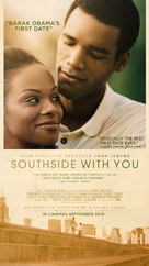 Southside with You - Lebanese Movie Poster (xs thumbnail)