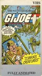 """G.I. Joe: A Real American Hero"" - VHS movie cover (xs thumbnail)"