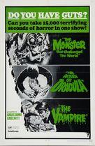 The Vampire - Combo movie poster (xs thumbnail)