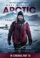Arctic - British Movie Poster (xs thumbnail)