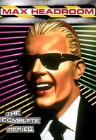 """Max Headroom"" - DVD movie cover (xs thumbnail)"