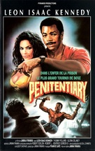 Penitentiary - French VHS cover (xs thumbnail)