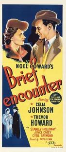 Brief Encounter - Australian Movie Poster (xs thumbnail)