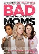 Bad Moms - Italian Movie Poster (xs thumbnail)