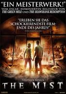 The Mist - Swiss Movie Poster (xs thumbnail)
