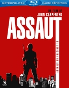 Assault on Precinct 13 - French Blu-Ray movie cover (xs thumbnail)