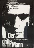 The Third Man - German Re-release movie poster (xs thumbnail)