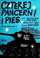 """Czterej pancerni i pies"" - Polish Movie Poster (xs thumbnail)"