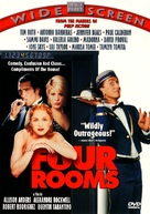 Four Rooms - DVD cover (xs thumbnail)