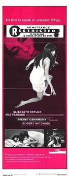 Secret Ceremony - Movie Poster (xs thumbnail)