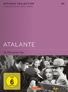L'Atalante - German DVD cover (xs thumbnail)