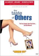 Le goût des autres - DVD cover (xs thumbnail)