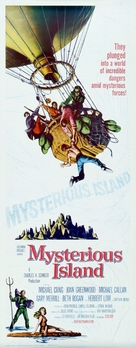 Mysterious Island - Movie Poster (xs thumbnail)