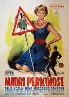 Madri pericolose - Italian Movie Poster (xs thumbnail)