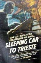 Sleeping Car to Trieste - British Movie Poster (xs thumbnail)