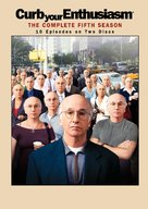 """Curb Your Enthusiasm"" - DVD movie cover (xs thumbnail)"