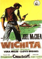 Wichita - Spanish Movie Poster (xs thumbnail)
