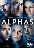 """Alphas"" - DVD movie cover (xs thumbnail)"