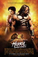 Hercules - Turkish Movie Poster (xs thumbnail)