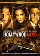 Hollywoodland - DVD cover (xs thumbnail)