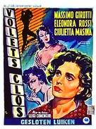 Persiane chiuse - Belgian Movie Poster (xs thumbnail)