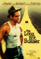The Long, Hot Summer - Movie Cover (xs thumbnail)