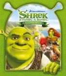 Shrek Forever After - Czech Blu-Ray cover (xs thumbnail)