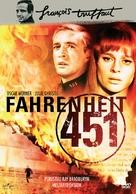 Fahrenheit 451 - Finnish DVD cover (xs thumbnail)