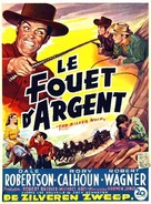 The Silver Whip - Belgian Movie Poster (xs thumbnail)