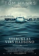 Sully - Lithuanian Movie Poster (xs thumbnail)