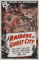 Raiders of Ghost City - Movie Poster (xs thumbnail)