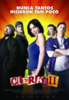 Clerks II - Spanish Movie Poster (xs thumbnail)
