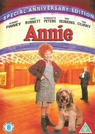 Annie - British Movie Cover (xs thumbnail)