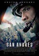 San Andreas - Spanish Movie Poster (xs thumbnail)