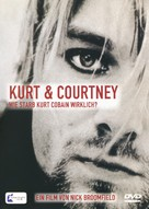 Kurt & Courtney - German Movie Cover (xs thumbnail)