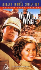 Wee Willie Winkie - Australian VHS cover (xs thumbnail)