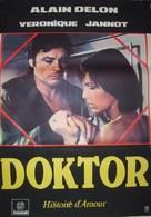 Le toubib - Turkish Movie Poster (xs thumbnail)