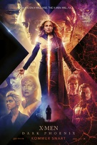 Dark Phoenix - Danish Movie Poster (xs thumbnail)