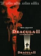 Dracula II: Ascension - Czech Movie Poster (xs thumbnail)
