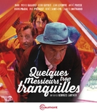 Quelques messieurs trop tranquilles - French Blu-Ray cover (xs thumbnail)