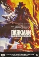 Darkman - Argentinian DVD cover (xs thumbnail)