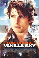 Vanilla Sky - Spanish Movie Poster (xs thumbnail)
