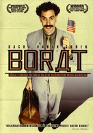 Borat: Cultural Learnings of America for Make Benefit Glorious Nation of Kazakhstan - Croatian DVD cover (xs thumbnail)