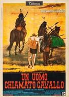 A Man Called Horse - Italian Movie Poster (xs thumbnail)
