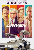 Driven - Theatrical movie poster (xs thumbnail)