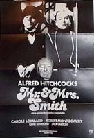 Mr. & Mrs. Smith - German Movie Poster (xs thumbnail)