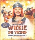 Wickie und die starken Männer - Belgian Movie Poster (xs thumbnail)