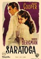 Saratoga Trunk - Italian Movie Poster (xs thumbnail)