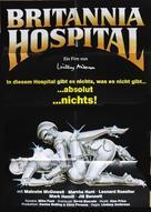 Britannia Hospital - German Movie Poster (xs thumbnail)